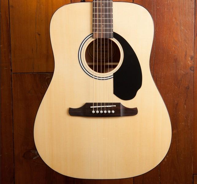 Fender FA-125 - guitar test